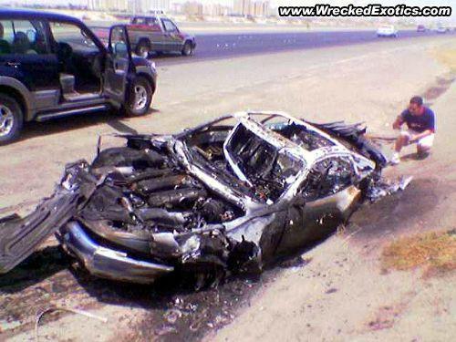 Atkal pierādās teiciens  lēnāk... Autors: Fosilija Pāris avārijas Kuveitā