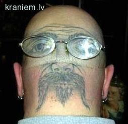 Autors: šokolatka Interesanti tetovējumi!