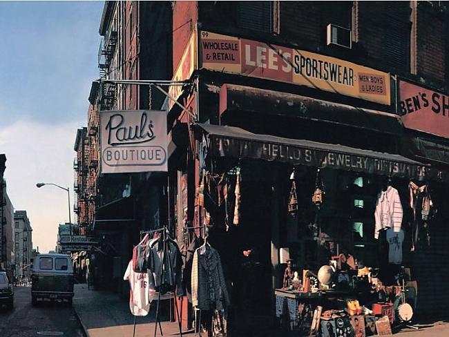 Beastie Boys Paulrsquos... Autors: pofig Albūmu vāki vs Google