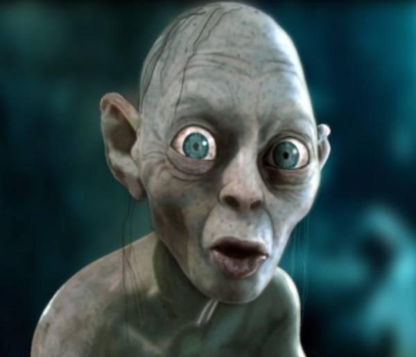 Andy Serkis  Gollum in the... Autors: Fosilija Aiz maskām.