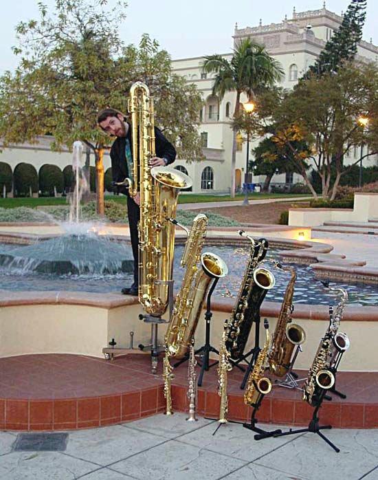 nbspNu un nobeigumam  visa... Autors: paulliiinn Mūzikas instruments - saksofons