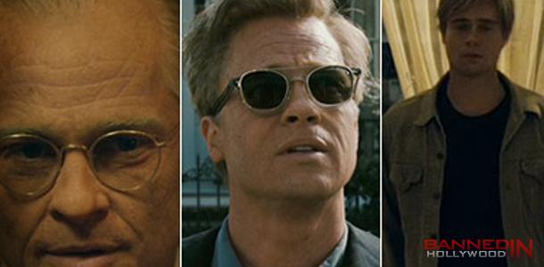 Brad Pitt Autors: Dīleris Kā laiks izmainīja slavenības.