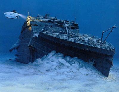 Titāniks Mītiem leģendām... Autors: Administrācija Beigti kuģi