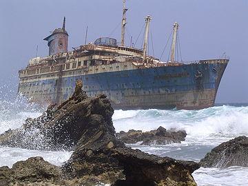 12 gadi bija nepieciešami lai... Autors: Administrācija Beigti kuģi