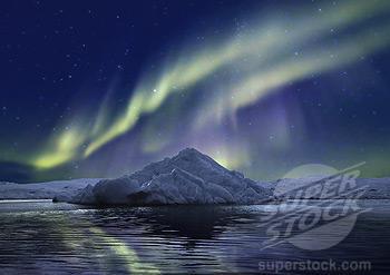Sermilikas fjorda ziemeļblāzma Autors: aģents 007 Skaisti attēli