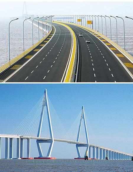 Tilts atrodas Ķīnā un tas ir... Autors: wildkuilisNEWS6 Pasaulē iespaidīgākie tilti