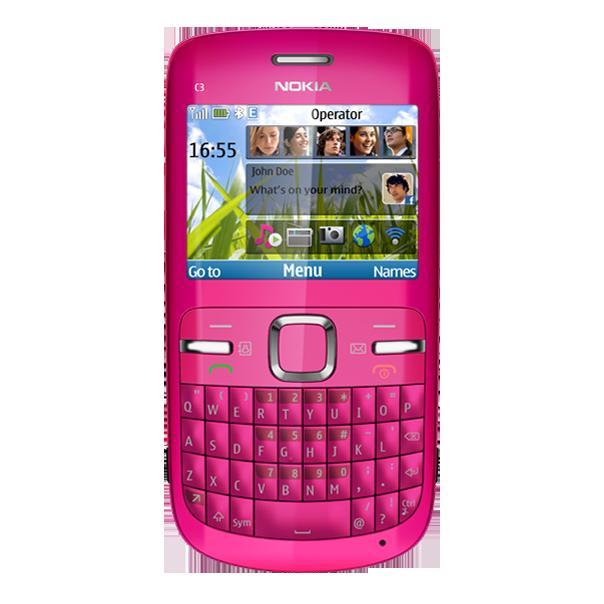 2008 gads  Nokia C3 Scaronī... Autors: PlayampPause Nokia produkti, kas izmainija pasauli.
