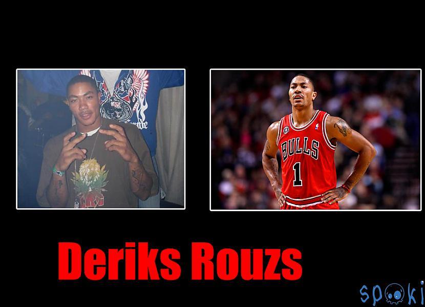 nbspDeriks Martels... Autors: kruuz Basketbolisti tad un tagad ( NBA )