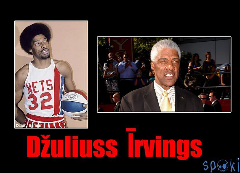 nbspDžūljuss Vinfīlds Īrvings... Autors: kruuz Basketbolisti tad un tagad ( NBA )