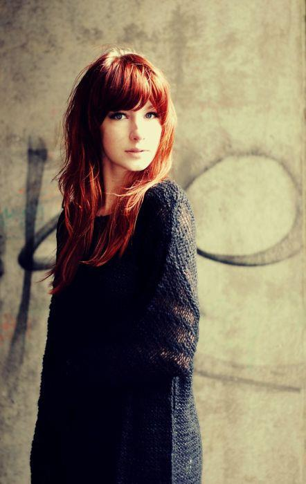 Autors: dzelksnis Red-haired,freckled and damn beautiful