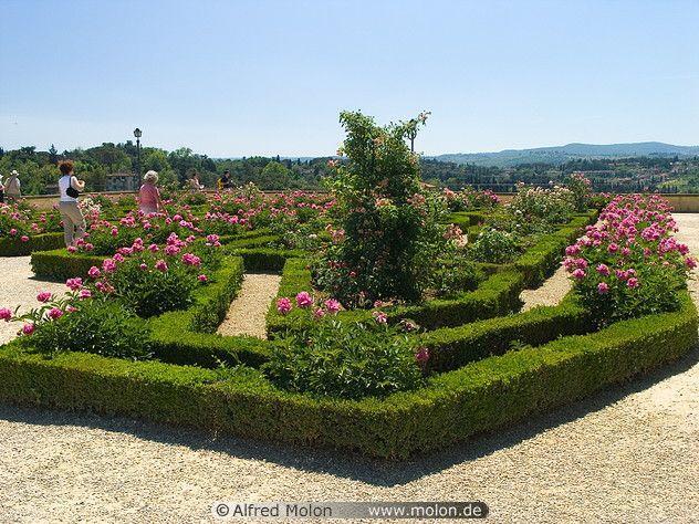 Boboli Gardens atrodas... Autors: wildkuilisNEWS6 Pasaules skaistākie dārzi