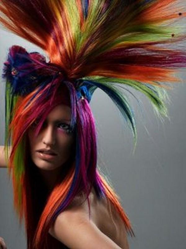 Papagailis Autors: andrej483 Dažas frizūras.