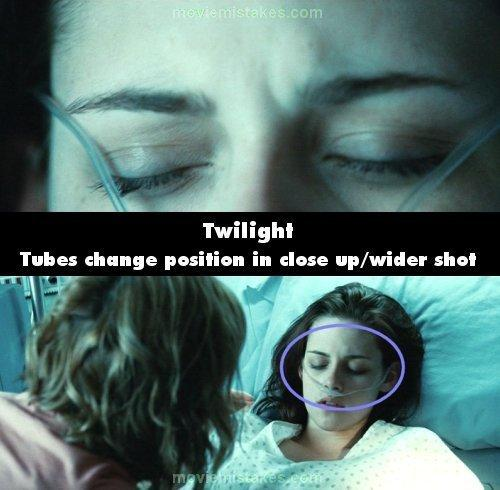 Twilight Autors: lāsmaM Filmu kļūdas