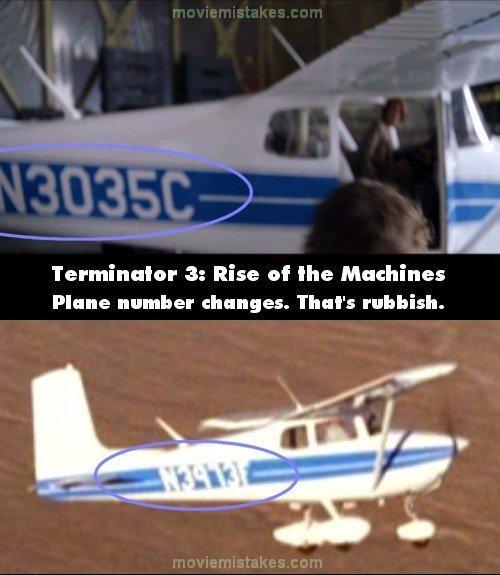 Terminator 3 Rise of the... Autors: lāsmaM Filmu kļūdas