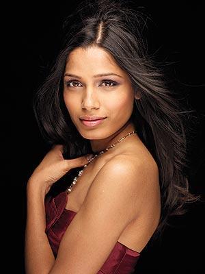 Indiešu aktrise Freida Pinto... Autors: raiviiops Slavenības ar mazām krūtīm