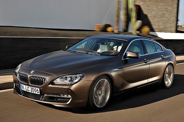 11 cm garāks nekā Coupe   501... Autors: TheSaint Jaunais BMW 6.sērijas Gran Coupe.