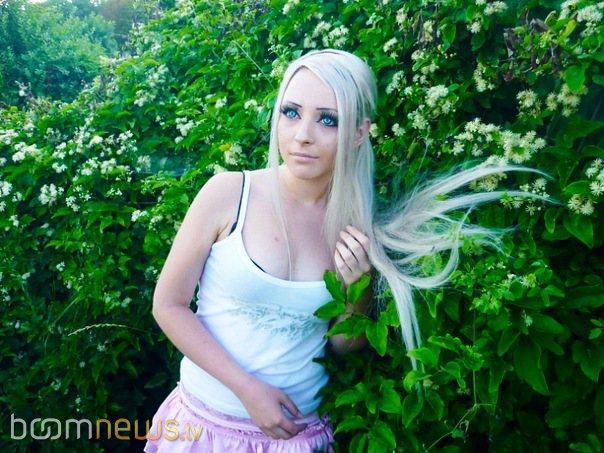 Autors: ALISDZONS Meitene kļuvusi par lelli!