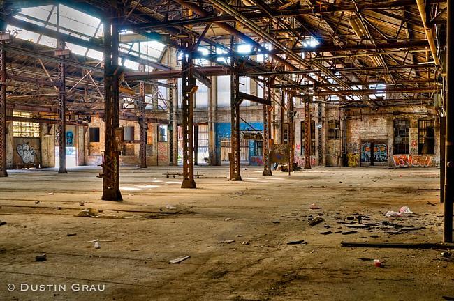 Autors: Samaara Pamesta vieta 31: lokomotīvju rūpnīca