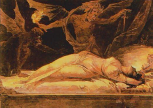 Miega paralīze ir fenomens... Autors: deathprincess Lietuvēns