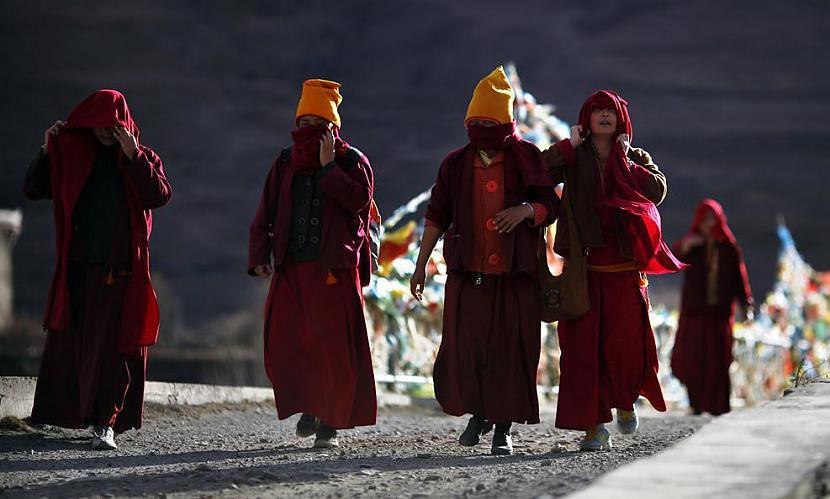 Autors: gnosin Tibetiešu sieviešu klosteris