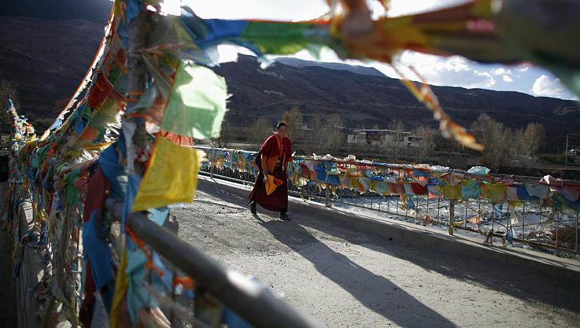 Ganden Jangchub Choeling... Autors: gnosin Tibetiešu sieviešu klosteris