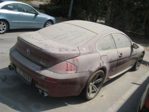 Autors: Kobis Pamesti auto Dubaijā :o
