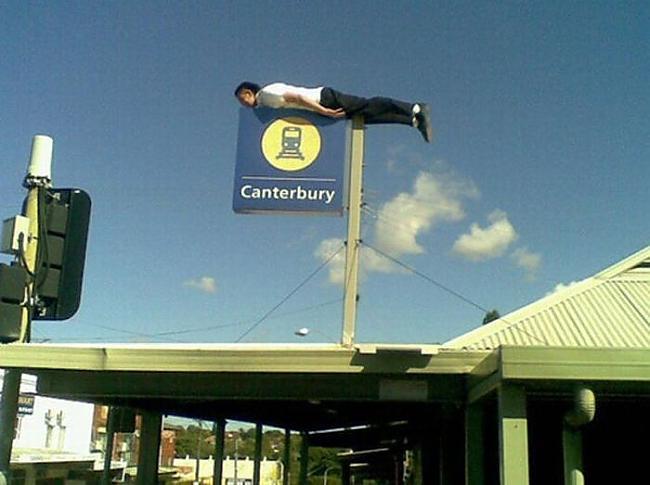 Autors: cukurdukulis Plankings neparastās vietās..