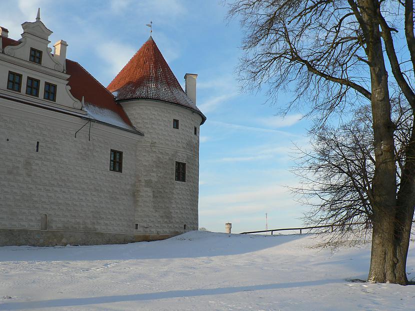 Bauskas pils Autors: wolfy911 Īsto ziemu gaidot...