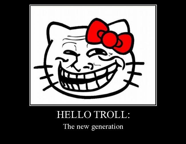 Autors: šokolapsa Hello troll: