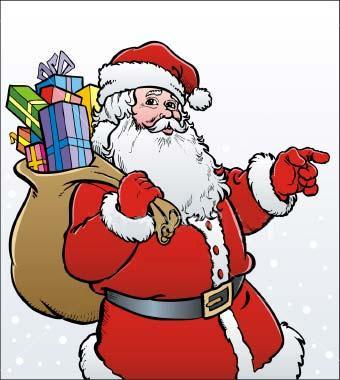 Kā var zināt ka Santa Klauss... Autors: Eddiematic Jautri Ziemīšu joki