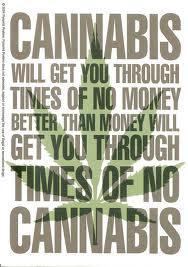 Labāk ar marihuānu pārdzīvot... Autors: unnamedLV PACELTS! Legalize it!