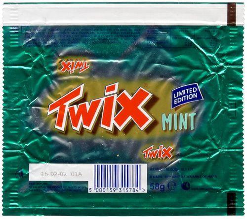 Twix mint Autors: papaija Daudzu veidu TWIX