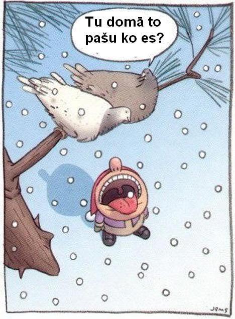 Autors: Fosilija Daži komiksi