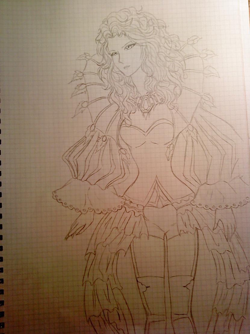 Autors: IgnisDei Mani zīmējumi 2*