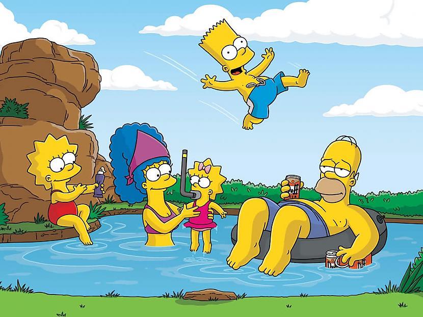 HmmVienmēr ir uzmācies... Autors: LielaisLempis Nedzirdēti fakti par Simpsoniem.