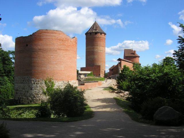 Turaidas pils Mūra pils... Autors: gurkjis Latvijas pilis