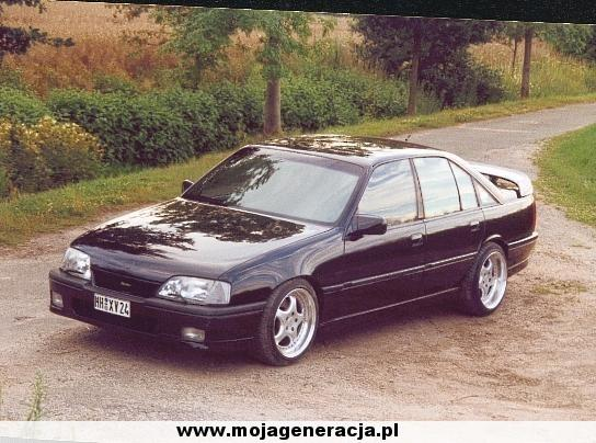 Autors: the grauds Opel Omega Lotus