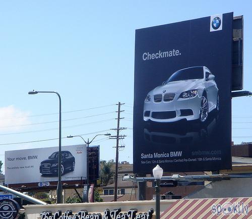 Autors: ppacans Audi vs BMW