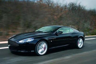 43 Aston Martin DB9  190mph Autors: PankyBoy 50 ātrākie auto pasaulē
