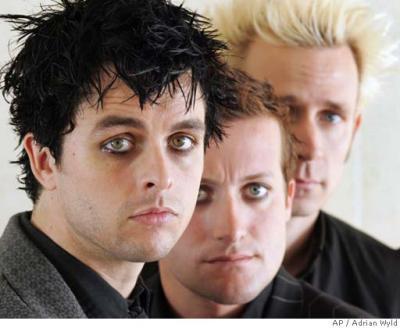 Autors: SandyGirl Green Day