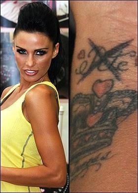 Ketija Praisata beidzas... Autors: lanchoo Visstulbaakie slaveniibu tetoveejumi-bez vardiem!