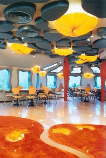 Red Sea Star Eilat Israel... Autors: Kāmis Visjocīgākie restorāni pasaulē