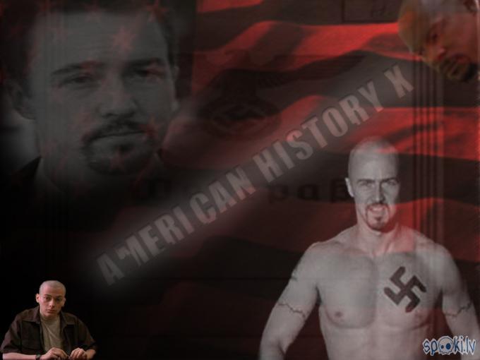 Autors: Lieutenant Drebin American History X