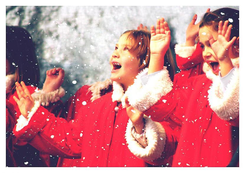 katrs par sniegu bij priecīgs Autors: iloveapplecake Winter snow story!`