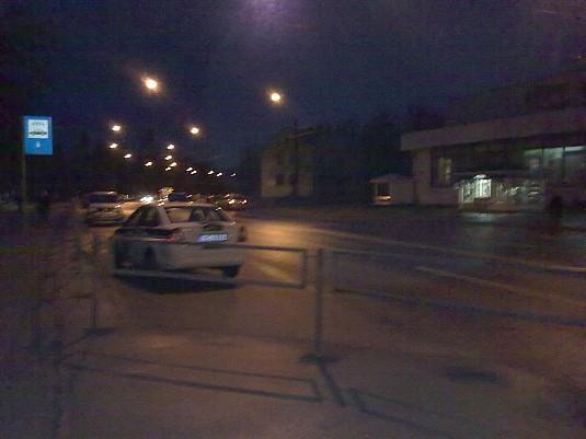 Autors: Cumosniks Kārtējo reizi policija pārkāpj noteikumus
