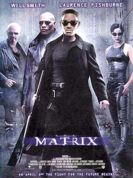 Sākotnēji Neo loma Matrixā... Autors: lydka Kā būtu, ja būtu.............
