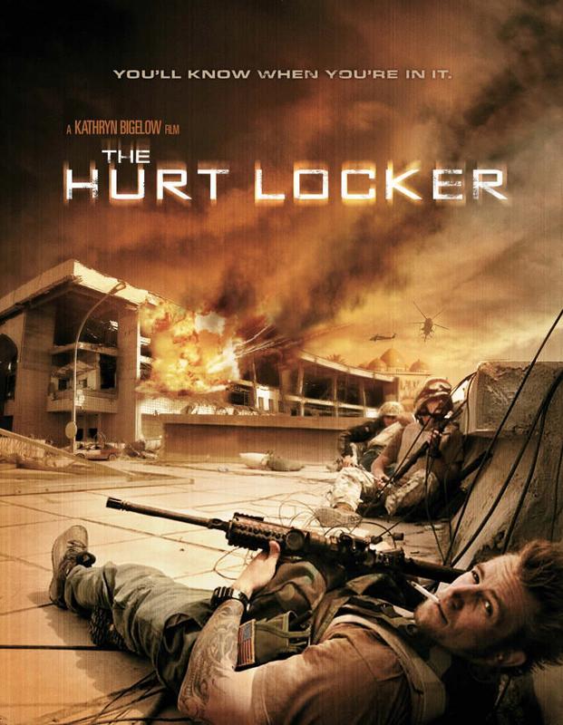 3THE HURT LOCKER Autors: UglyPrince Zelta Globuss 2010, nominācijas!