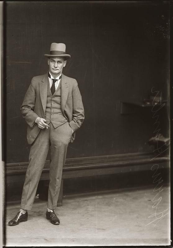 Šis jaukais kungs ir čikāgas... Autors: Santa Maria de Claus Gangsteri 20. gadsimta sākumā