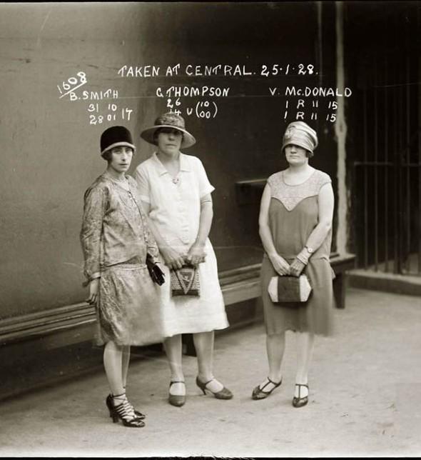Mafijas labā strādājošas... Autors: Santa Maria de Claus Gangsteri 20. gadsimta sākumā