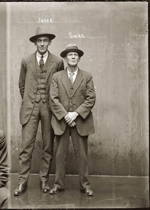 šeit varat aplūkot kādas... Autors: Santa Maria de Claus Gangsteri 20. gadsimta sākumā